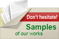 Best Dissertation & Thesis Writing Service | Team of 500 Ph.D writers waiting for your order