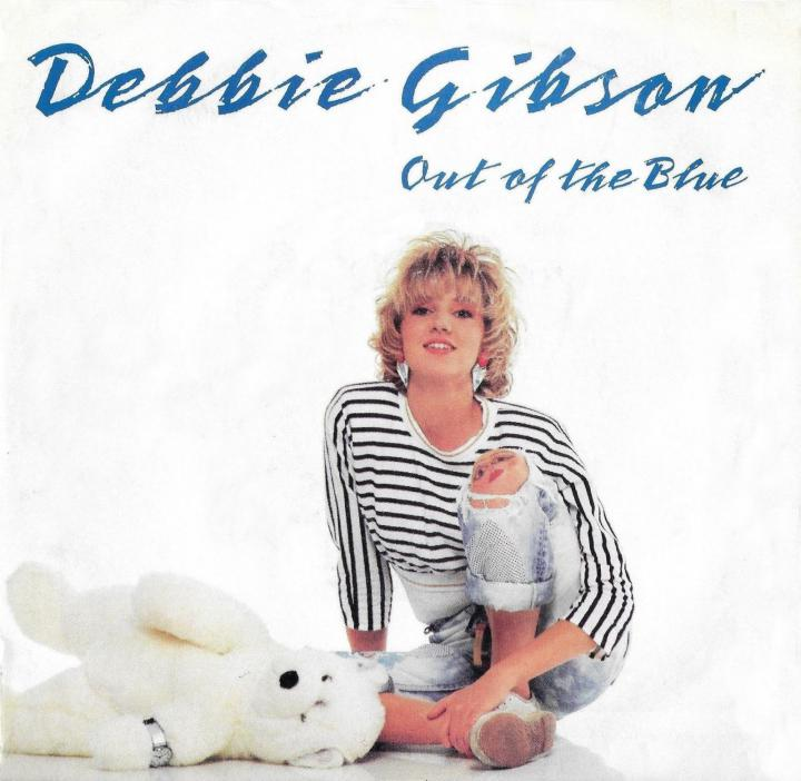 Debbie Gibson - Out Of The Blue (1987) - Full Album