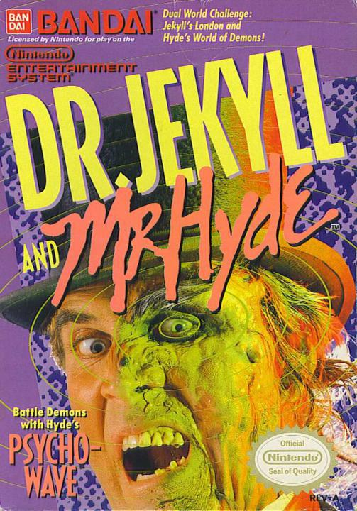 Dr. Jekyll and Mr. Hyde (U)