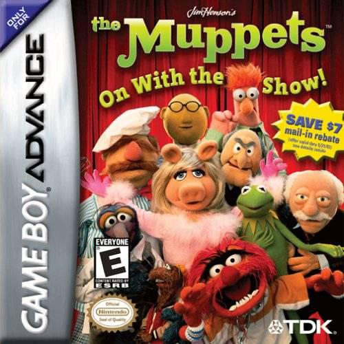 Muppets, The - On with the Show (USA, Eu