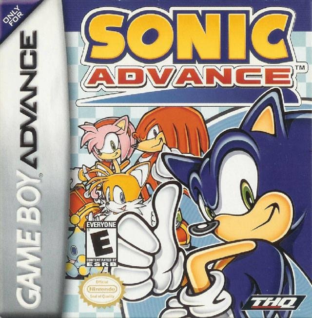 Sonic Advance (Europe) (En,Ja,Fr,De,Es)