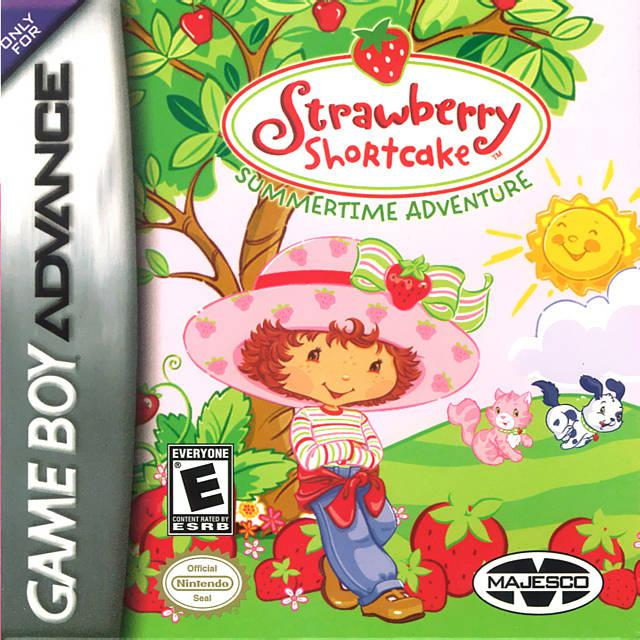 Strawberry Shortcake - Summertime Advent