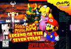Super Mario RPG Legend of the Seven Star - BR