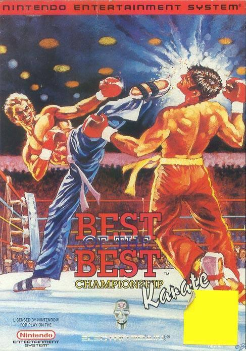 Best of the Best - Championship Karate (