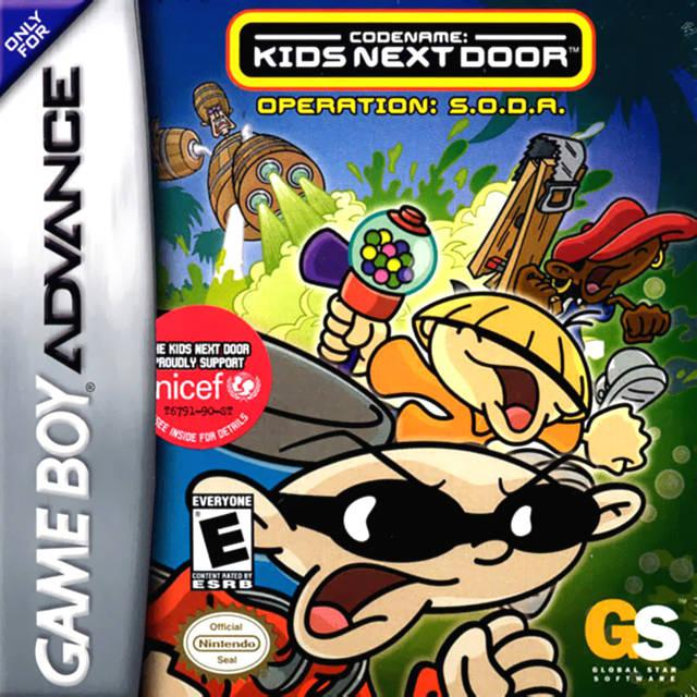 Codename - Kids Next Door - Operation S.