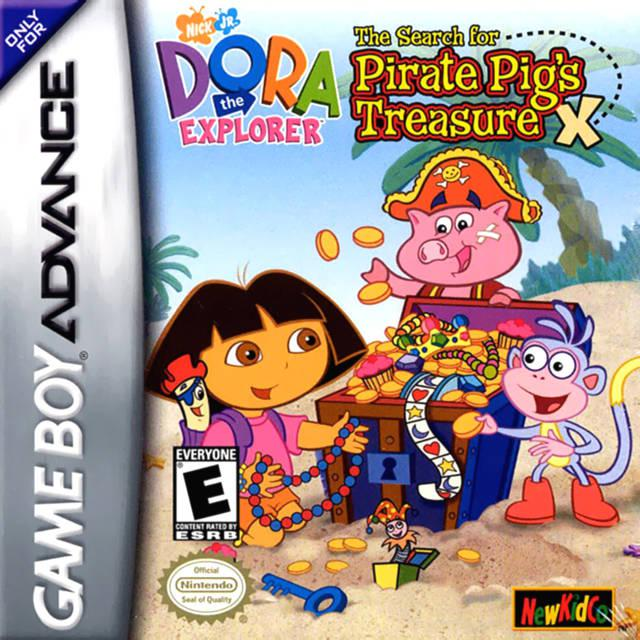 Dora the Explorer - The Search for the P
