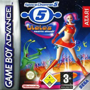 Space Channel 5 - Ulalas Cosmic Attack (