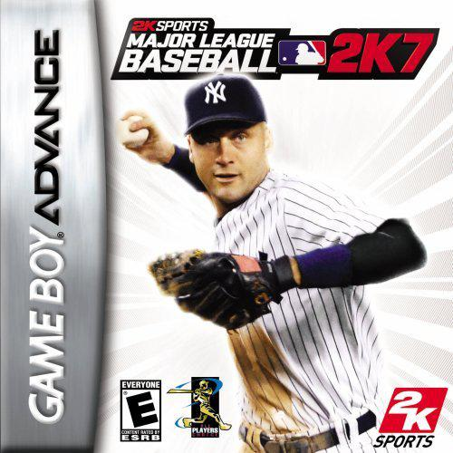 2K Sports - Major League Baseball 2K7 (U