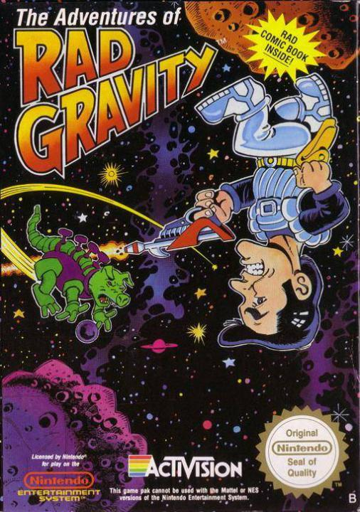 Adventures of Rad Gravity, The (U)