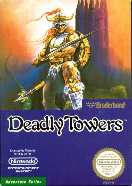 Deadly Towers (U)