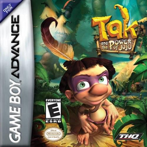 Tak and the Power of Juju (Europe) (En,F