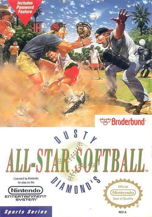 Dusty Diamonds All-Star Softball (U)
