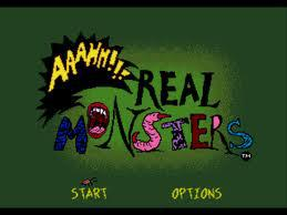 AAAHH!!! Real Monsters (4) [!]