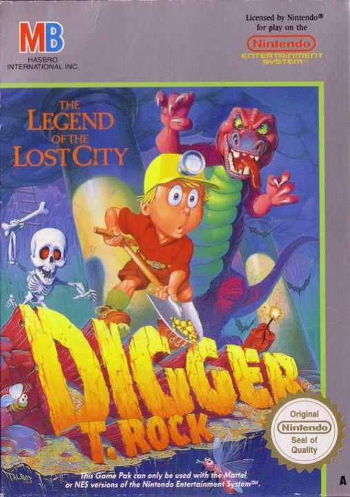 Digger - The Legend of the Lost City (U)