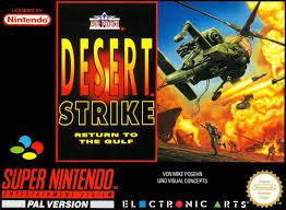 Desert Strike - Return to the Gulf (U)