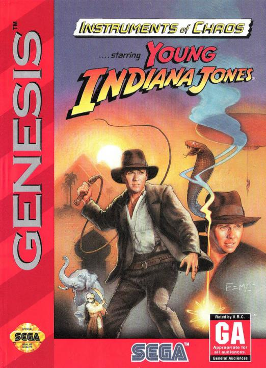 Young Indiana Jones Chronicles (U)