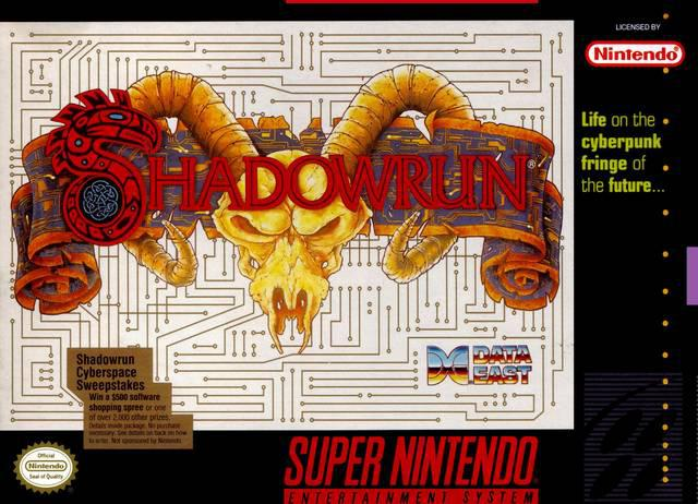 Shadowrun (U)(63540)