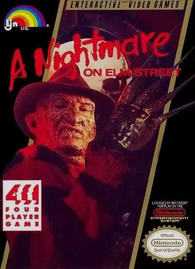 Nightmare on Elm Street, A (U)