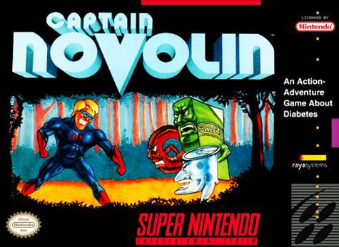 Captain Novolin (U)