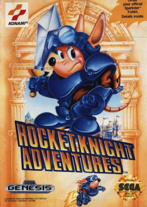 Rocket Knight Adventures (E)