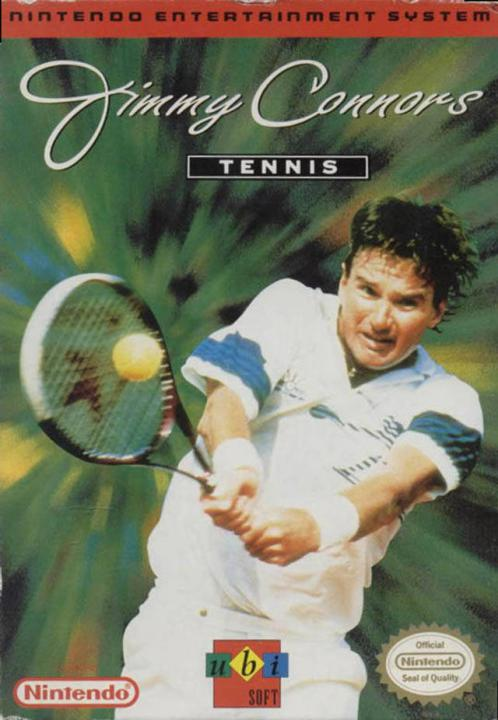 Jimmy Connors Tennis (U)