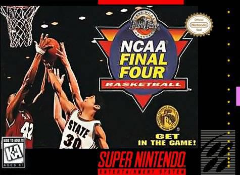 NCAA Final Four Basketball (U)