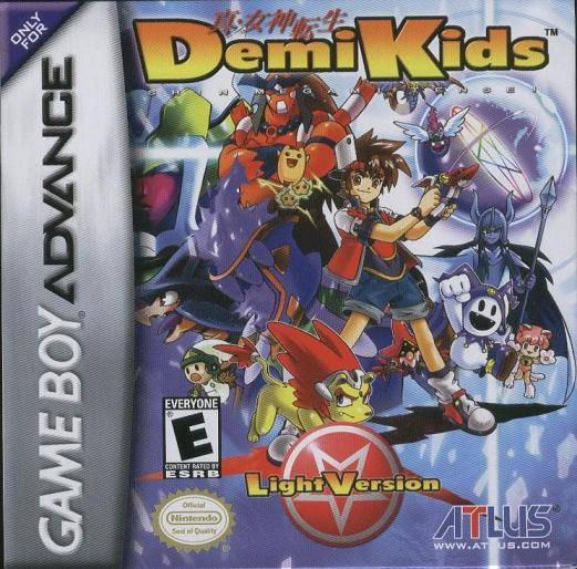 DemiKids - Light Version (USA)