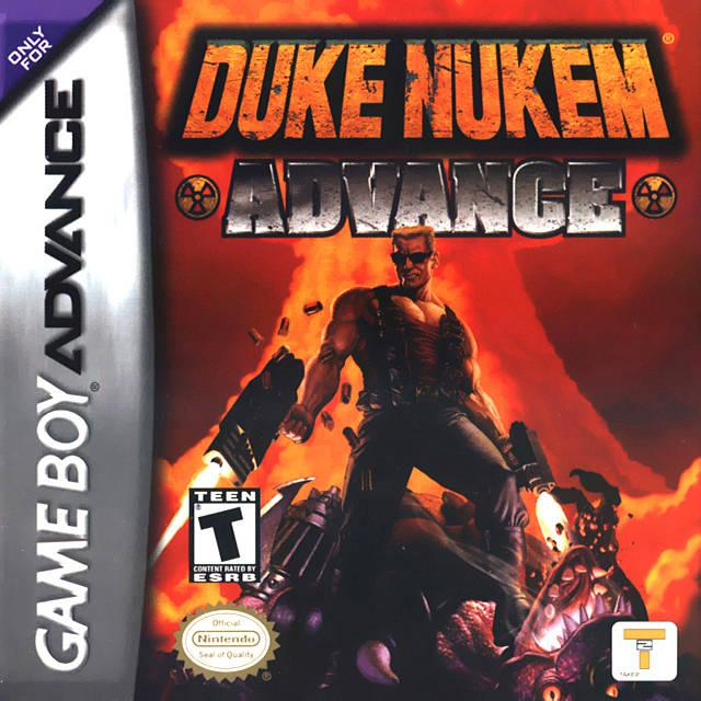 Duke Nukem Advance (Europe) (En,Fr,De,It