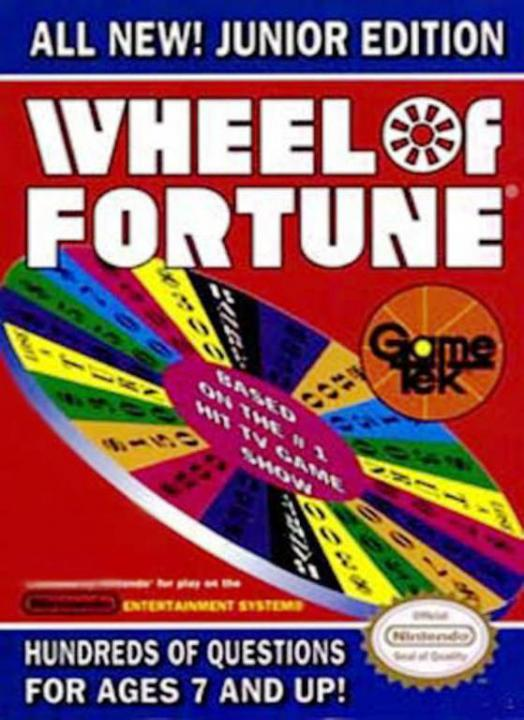 Wheel of Fortune Junior Edition (U)