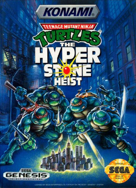 Teenage Mutant Ninja Turtles - The Hyper