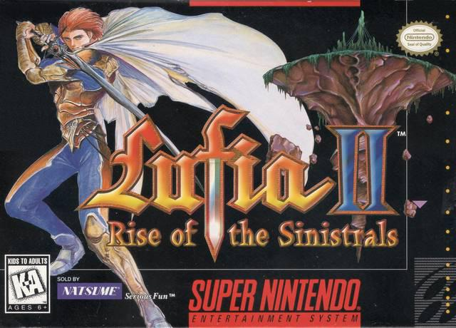 Lufia II - Rise of the Sinistrals (U)