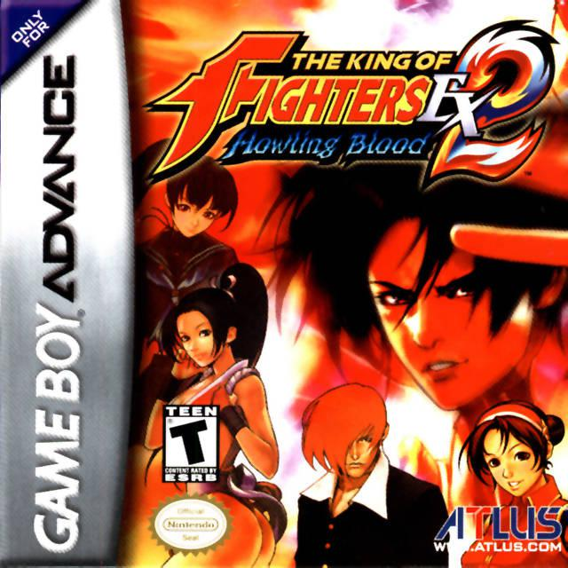King of Fighters EX2, The - Howling Bloo