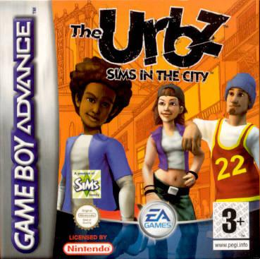 Urbz, The - Sims in the City (USA, Europ