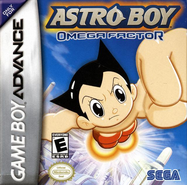 Astro Boy - Omega Factor (USA) (En,Ja,Fr