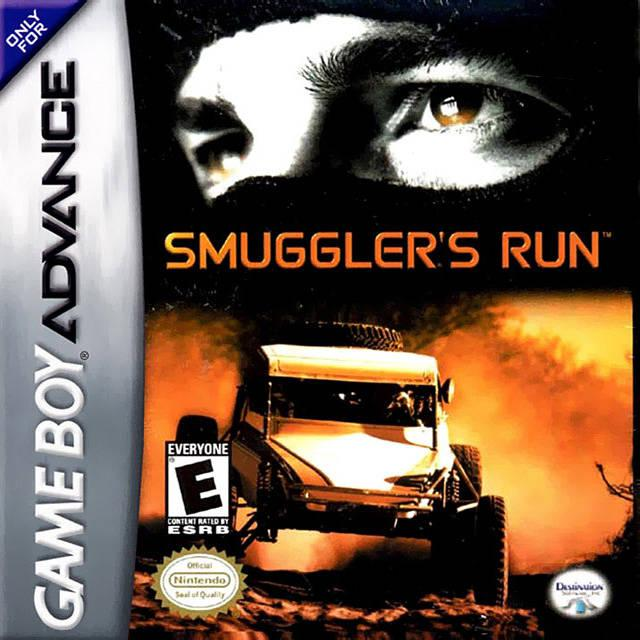 Smugglers Run (Europe) (En,Fr,De,Es,It)