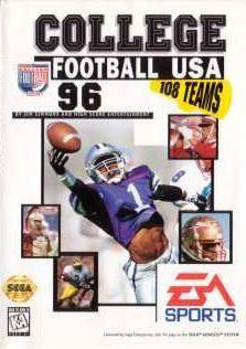 College Football USA 96 (4) [!]